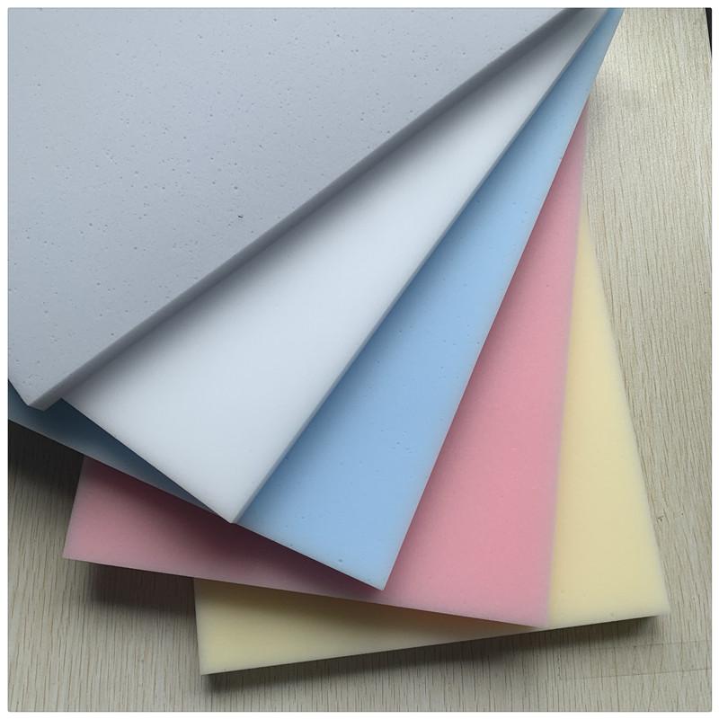 国产彩色三聚氰胺海绵
